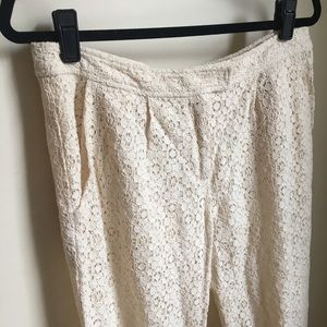Lucca Couture Lace Pants